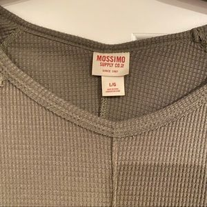 Mossimo Supply Co. Tops - Long Sleeve detailed top